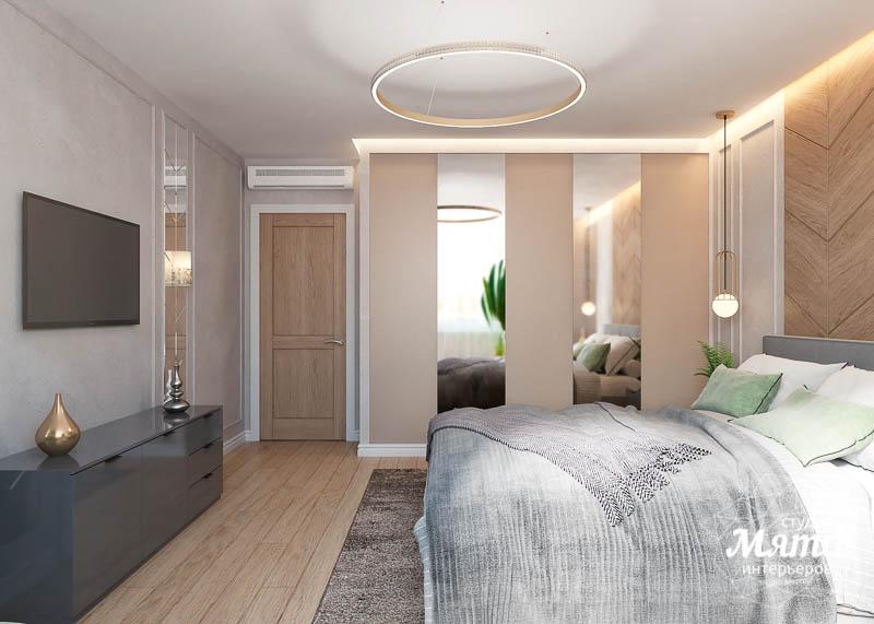 Дизайн интерьера четырехкомнатной квартиры по ул. Блюхера 45 img513711458