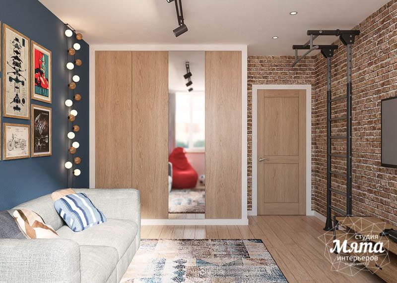 Дизайн интерьера четырехкомнатной квартиры по ул. Блюхера 45 img1786857716