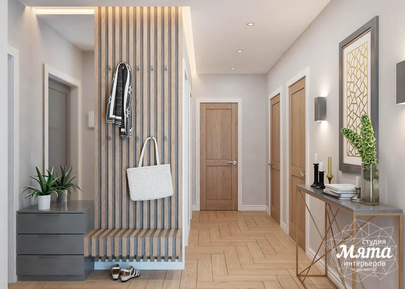Дизайн интерьера четырехкомнатной квартиры по ул. Блюхера 45 img801995889