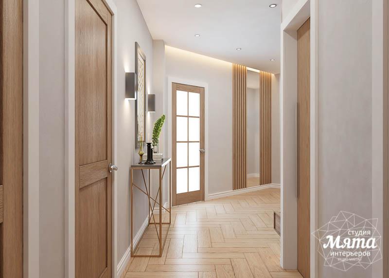 Дизайн интерьера четырехкомнатной квартиры по ул. Блюхера 45 img1673108777