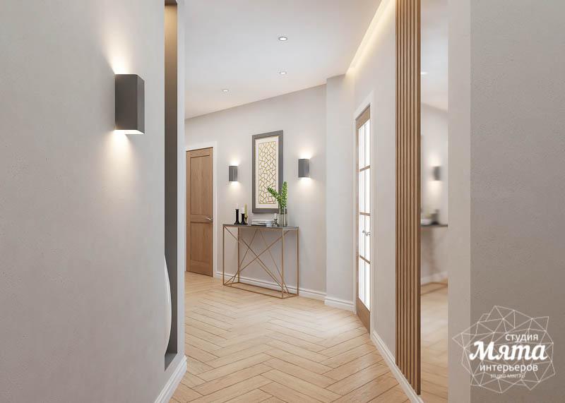Дизайн интерьера четырехкомнатной квартиры по ул. Блюхера 45 img2008311460