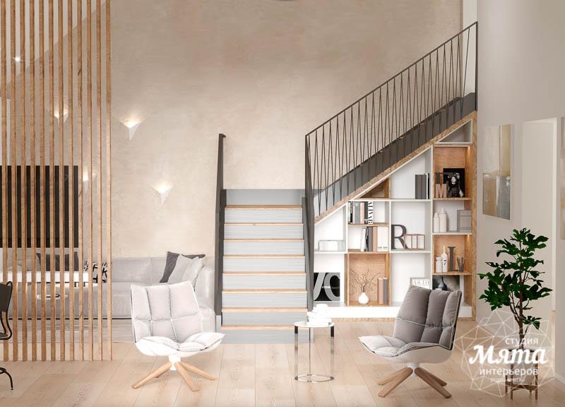 Дизайн интерьера гостиной в коттедже в г. Алапаевск img1565009438