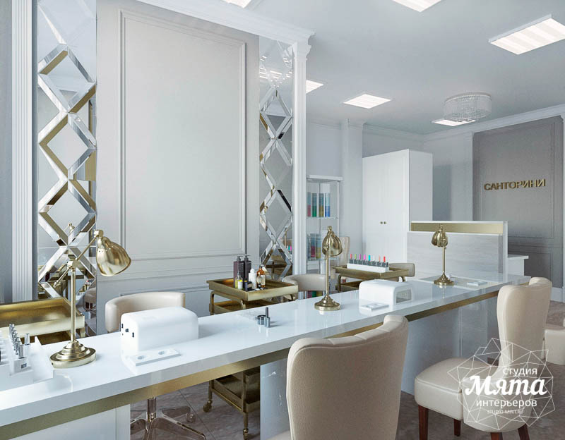 Дизайн интерьера и ремонт салона красоты в ЖК Флагман img1979248153