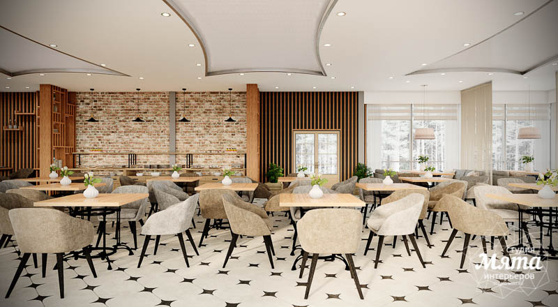 Дизайн интерьера ресторана термального комплекса Акварель г. Туринск img1613119151