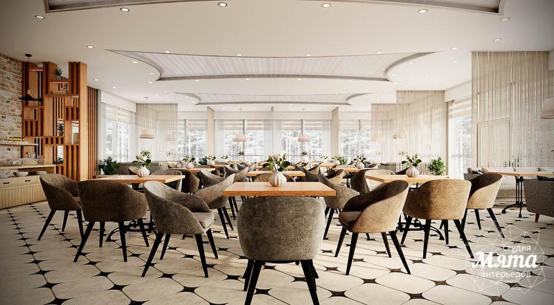Дизайн интерьера ресторана термального комплекса Акварель г. Туринск img2142372426