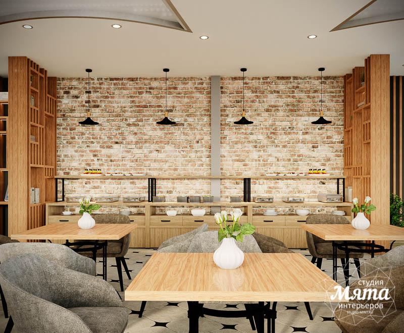 Дизайн интерьера ресторана термального комплекса Акварель г. Туринск img603253379