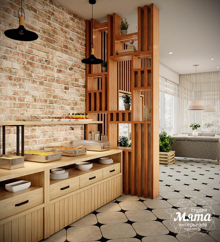 Дизайн интерьера ресторана термального комплекса Акварель г. Туринск img487858643