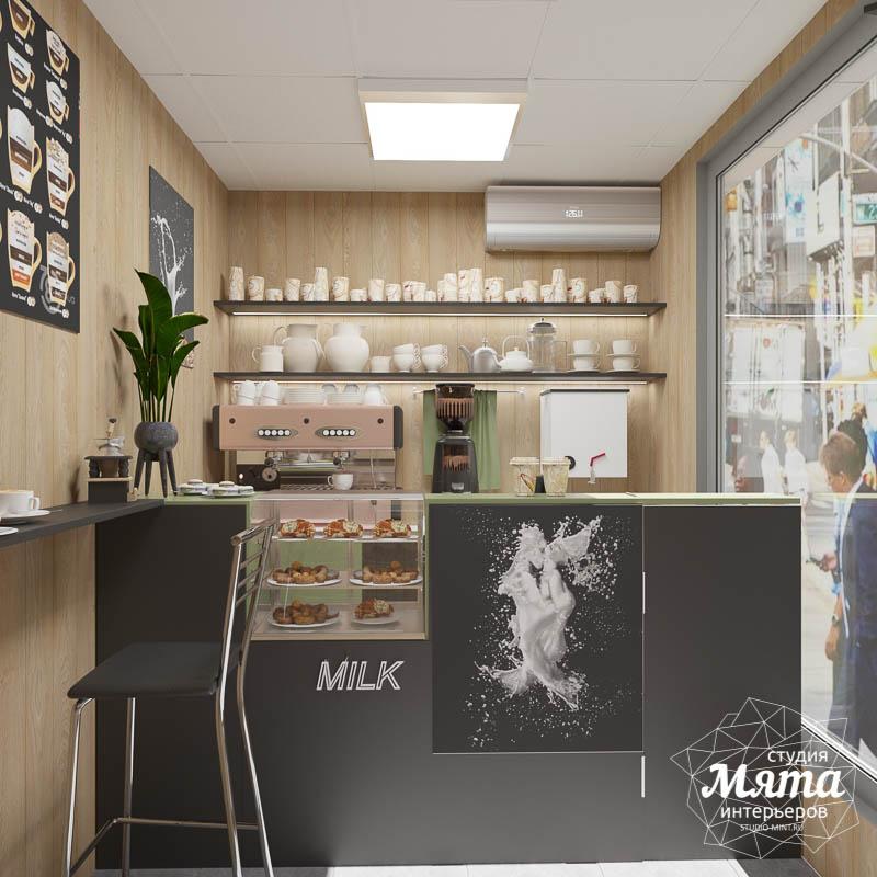 Дизайн интерьера маленькой кофейни по ул. Боровая 19 img155018342