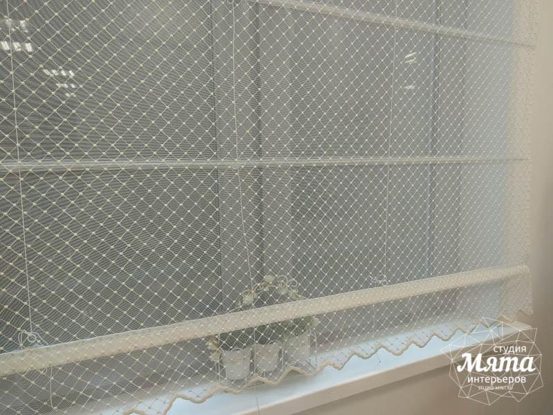 Дизайн интерьера и ремонт салона красоты в ЖК Флагман 17