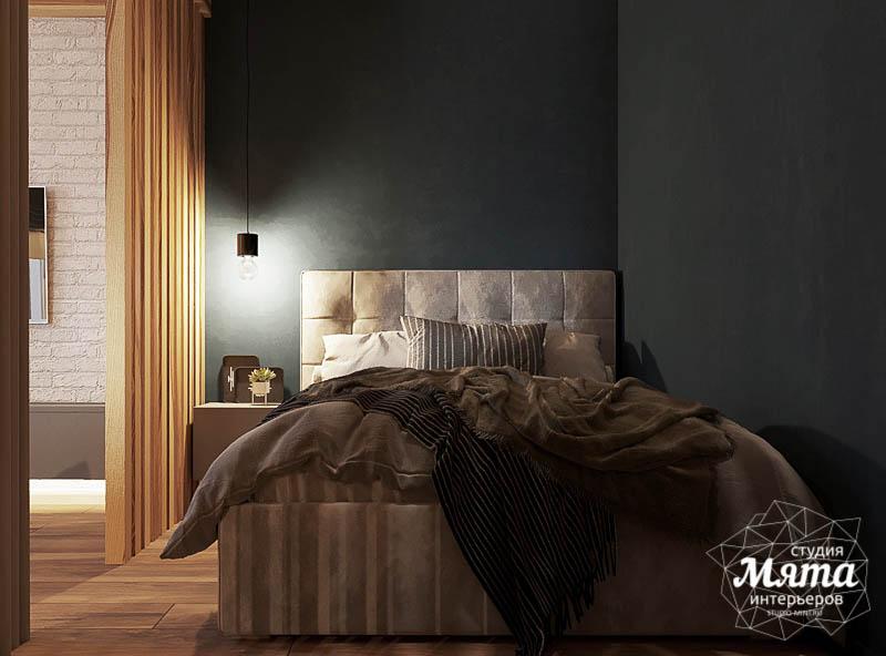 Дизайн интерьера квартиры - студии в ЖК Солнечный img551715126