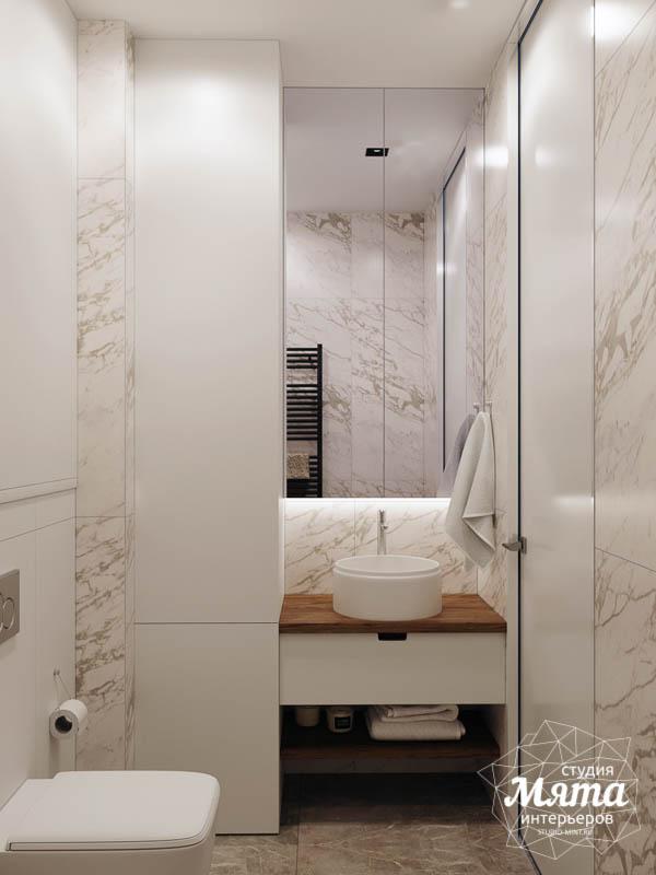 Дизайн интерьера трехкомнатной квартиры в ЖК Чемпион Парк img2002963025