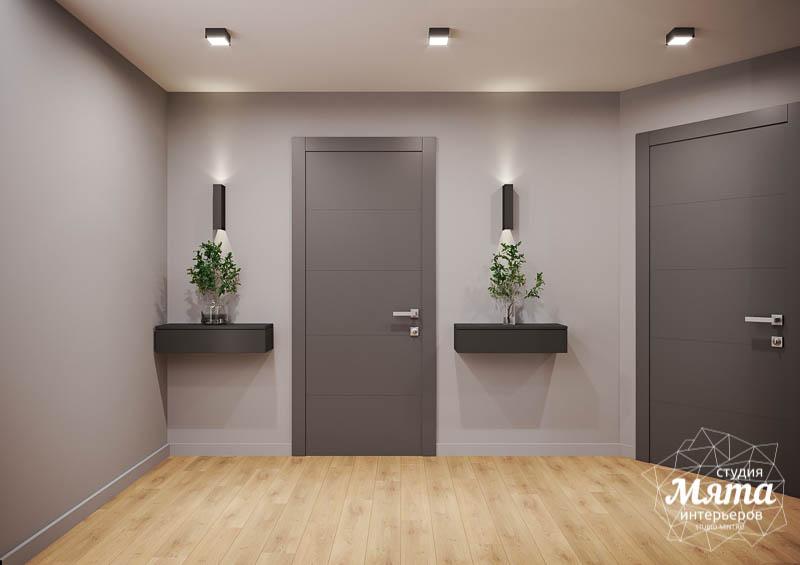 Дизайн интерьера однокомнатной квартиры в ЖК Оазис img490141532