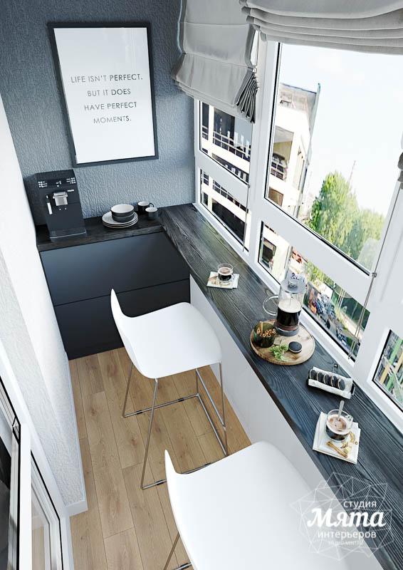 Дизайн интерьера однокомнатной квартиры в ЖК Оазис img993890798