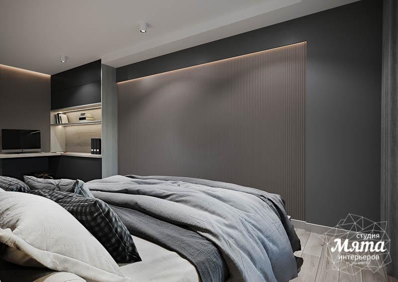 Дизайн интерьера однокомнатной квартиры в ЖК Оазис img418867160