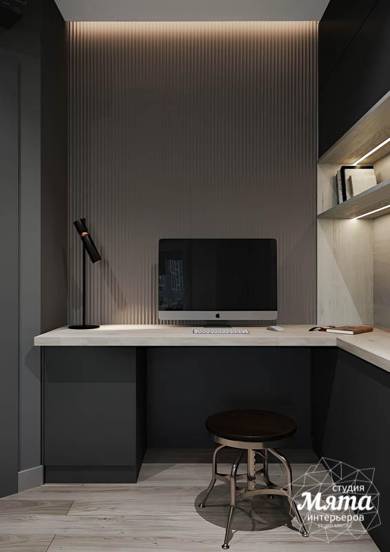 Дизайн интерьера однокомнатной квартиры в ЖК Оазис img1435837754