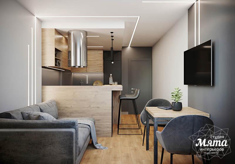 Дизайн интерьера однокомнатной квартиры в ЖК Оазис img1539520238