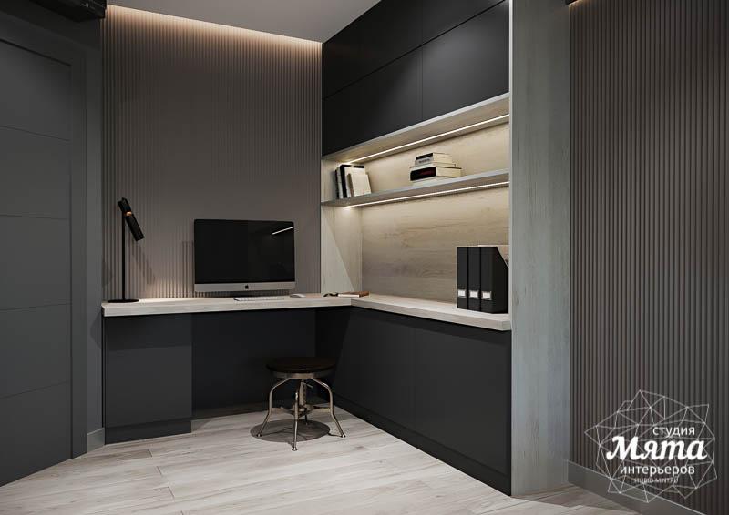 Дизайн интерьера однокомнатной квартиры в ЖК Оазис img268364636
