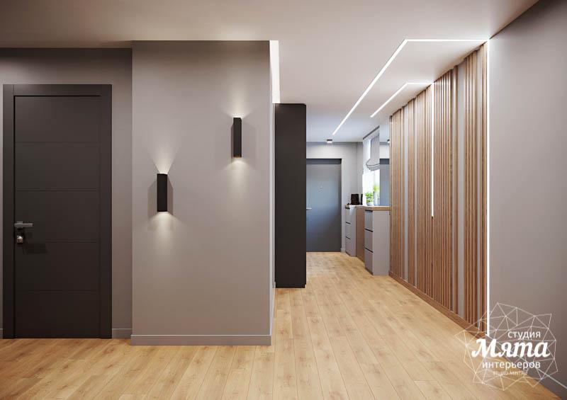 Дизайн интерьера однокомнатной квартиры в ЖК Оазис img1065000901
