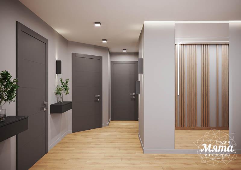 Дизайн интерьера однокомнатной квартиры в ЖК Оазис img1072188776