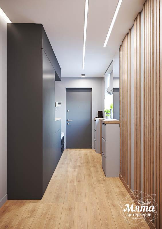 Дизайн интерьера однокомнатной квартиры в ЖК Оазис img1953061139