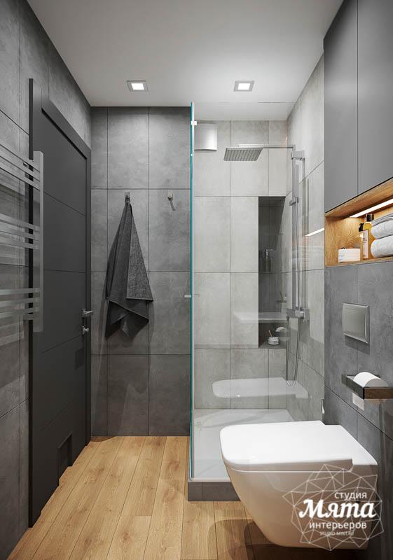 Дизайн интерьера однокомнатной квартиры в ЖК Оазис img1032713573