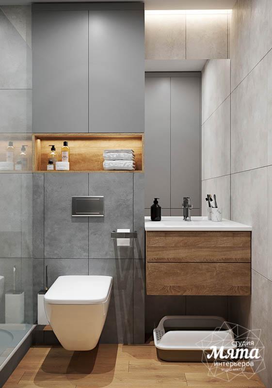 Дизайн интерьера однокомнатной квартиры в ЖК Оазис img1079366736