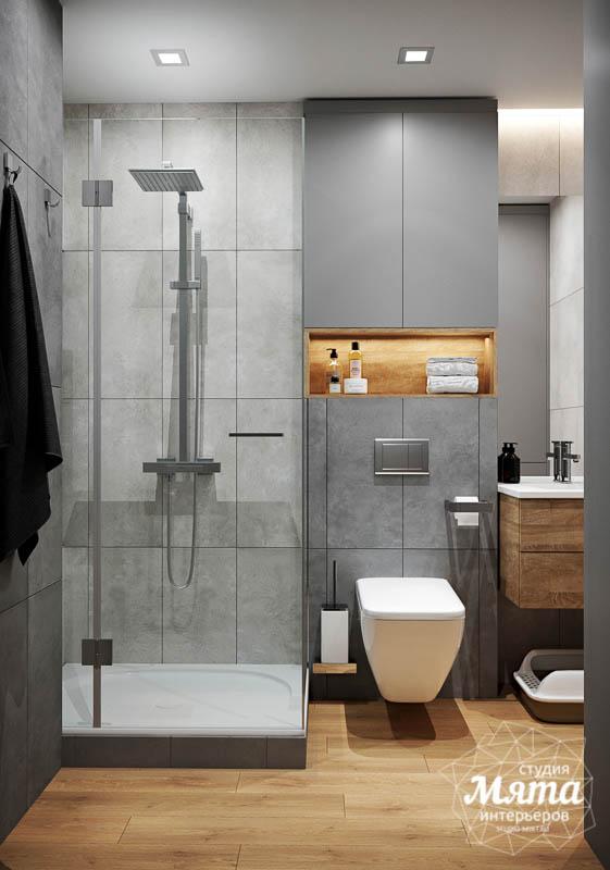 Дизайн интерьера однокомнатной квартиры в ЖК Оазис img729077090