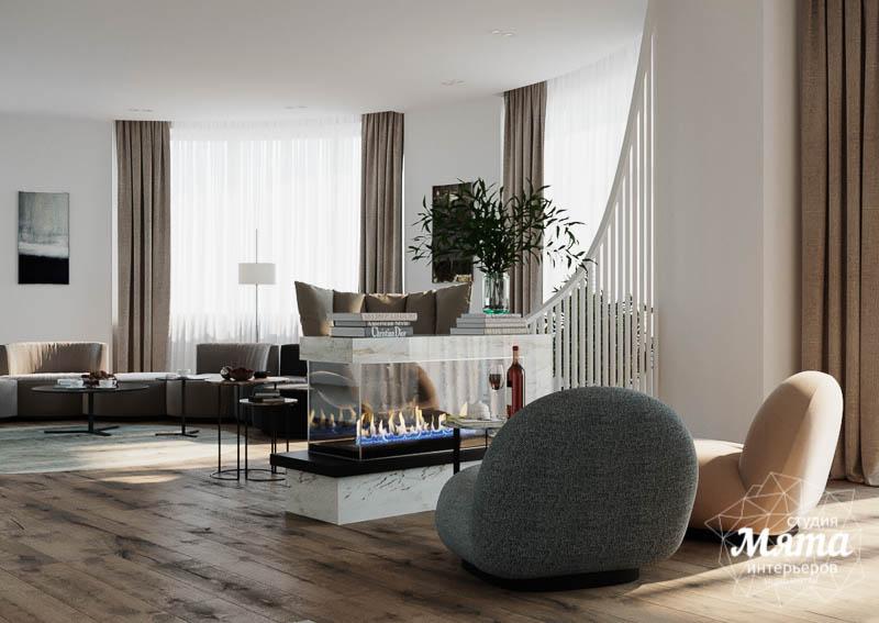Дизайн интерьера трехкомнатной квартиры в ЖК Чемпион Парк img801262983