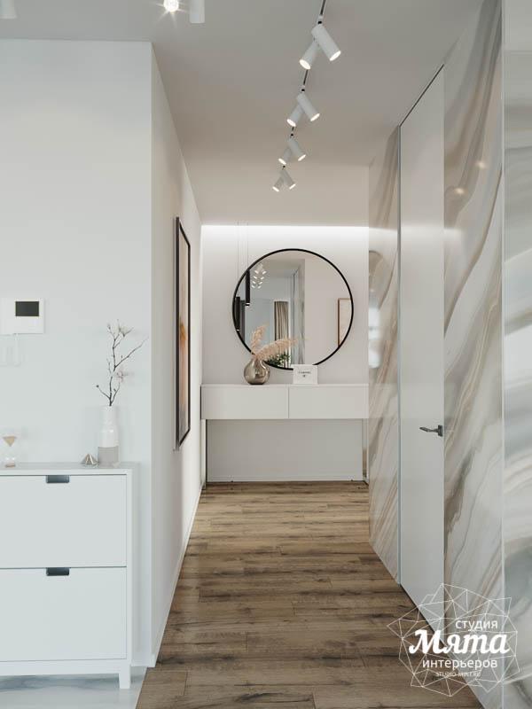 Дизайн интерьера трехкомнатной квартиры в ЖК Чемпион Парк img1008261333