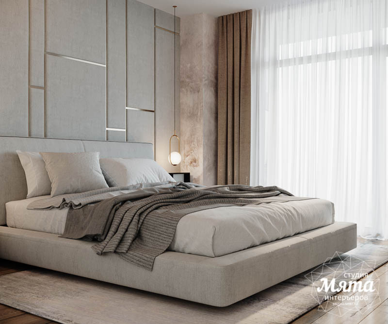 Дизайн интерьера трехкомнатной квартиры в ЖК Чемпион Парк img1672374488