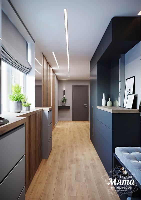 Дизайн интерьера однокомнатной квартиры в ЖК Оазис img522873938