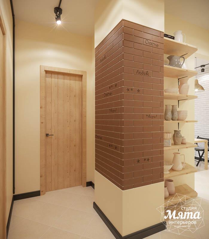 Дизайн интерьера Гончарной студии г. Асбест img1095957787
