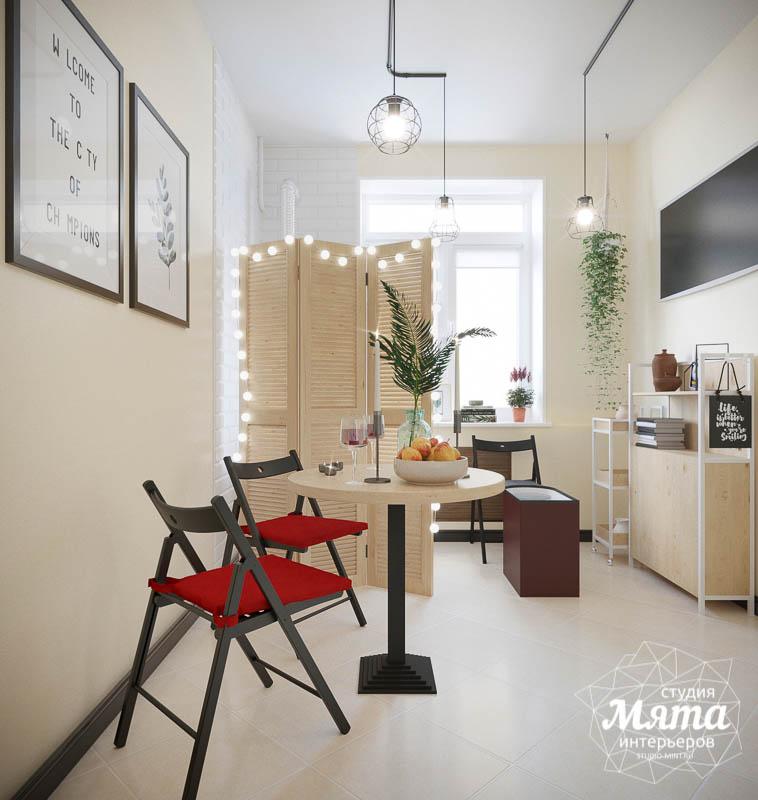 Дизайн интерьера Гончарной студии г. Асбест img137725450