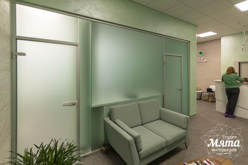 Дизайн интерьера и ремонт стоматологической клиники в ЖК Лига Чемпионов 7