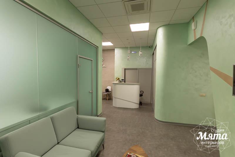 Дизайн интерьера и ремонт стоматологической клиники в ЖК Лига Чемпионов 8
