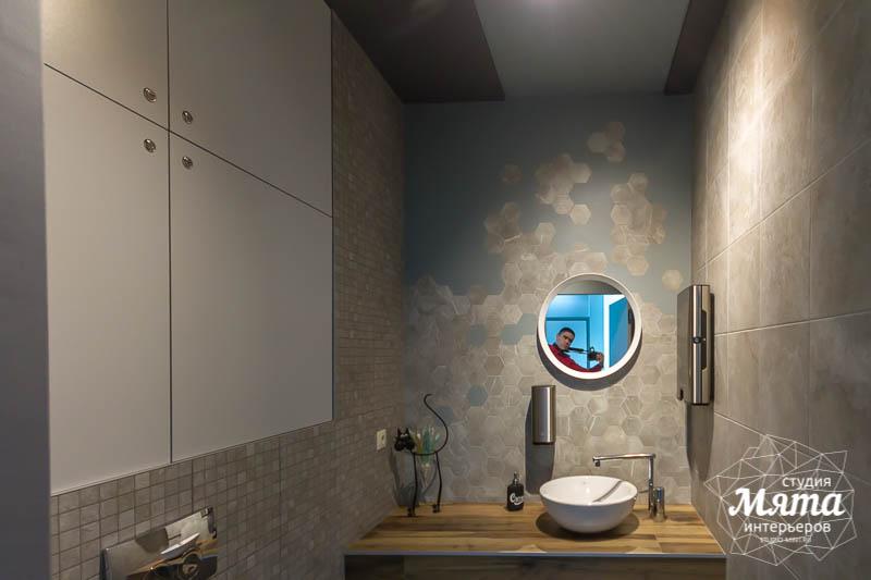 Дизайн интерьера и ремонт стоматологической клиники в ЖК Лига Чемпионов 22