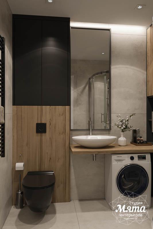 Дизайн интерьера двухкомнатной квартиры в ЖК Репин Парк img414151582