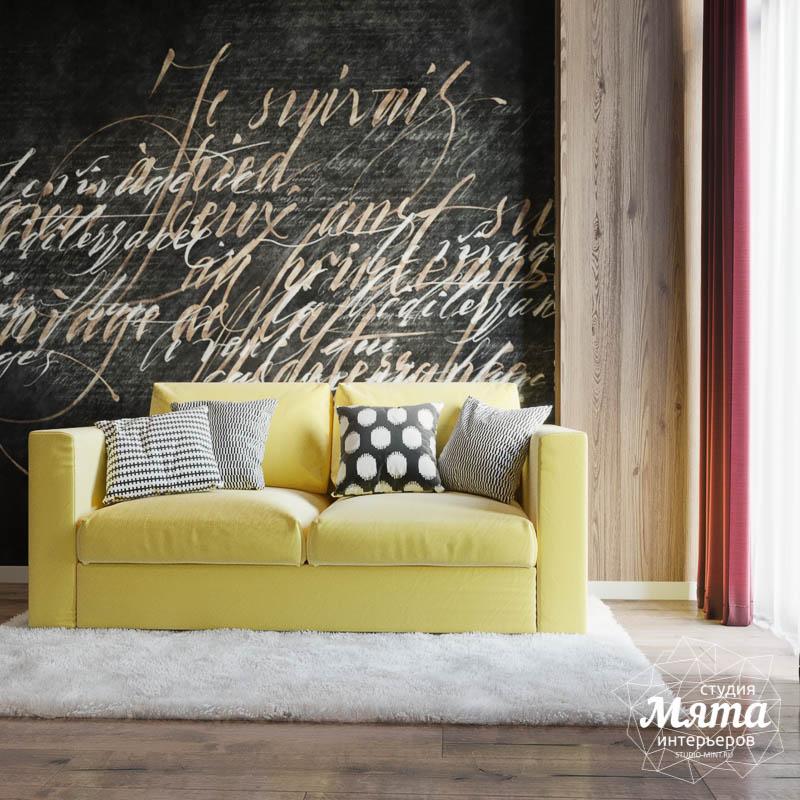 Дизайн интерьера двухкомнатной квартиры в ЖК Репин Парк img1313873495