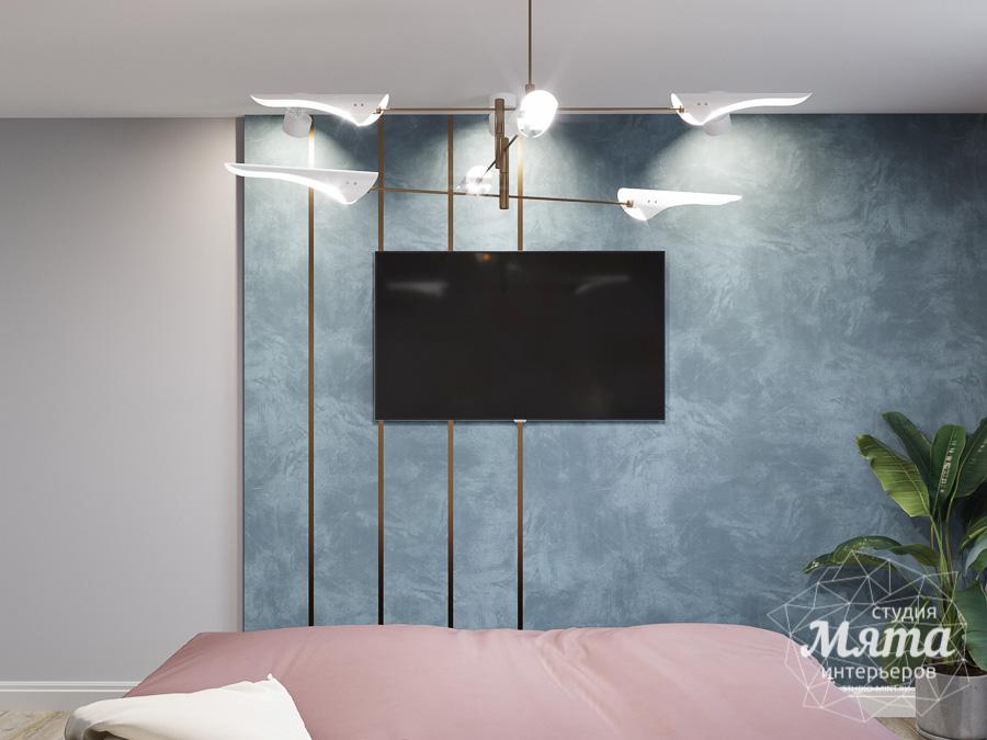 Дизайн интерьера трехкомнатной квартиры в современном стиле, ул. Репина 17а img673183678