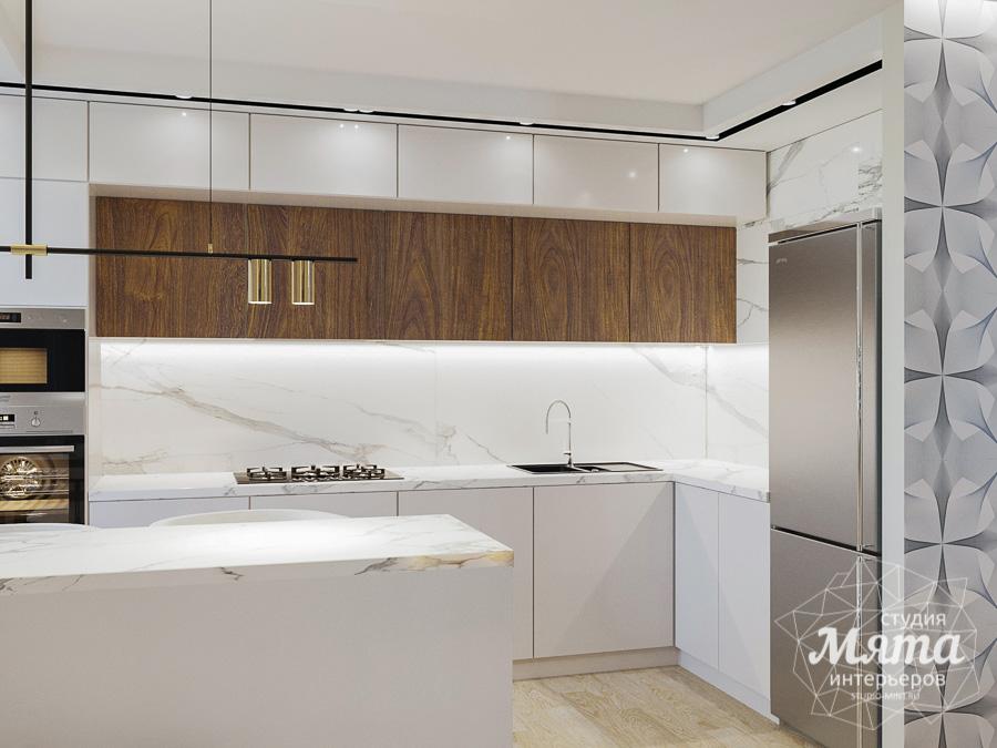 Дизайн интерьера трехкомнатной квартиры в современном стиле, ул. Репина 17а img411546246