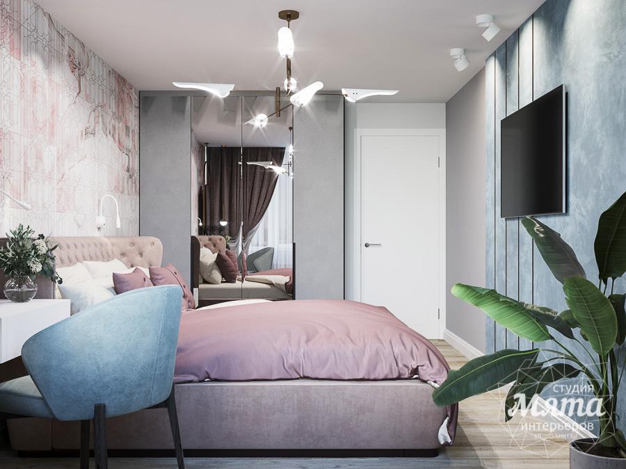 Дизайн интерьера трехкомнатной квартиры в современном стиле, ул. Репина 17а img1894441195