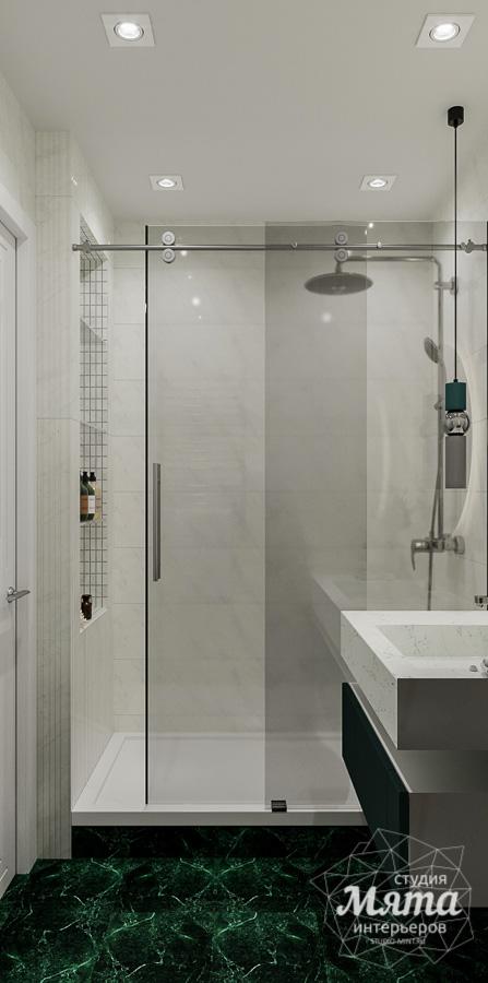 Дизайн интерьера трехкомнатной квартиры в современном стиле, ул. Репина 17а img641952473