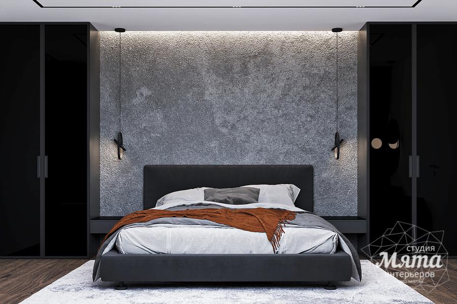 Дизайн интерьера загородного дома КП Заповедник img810202234