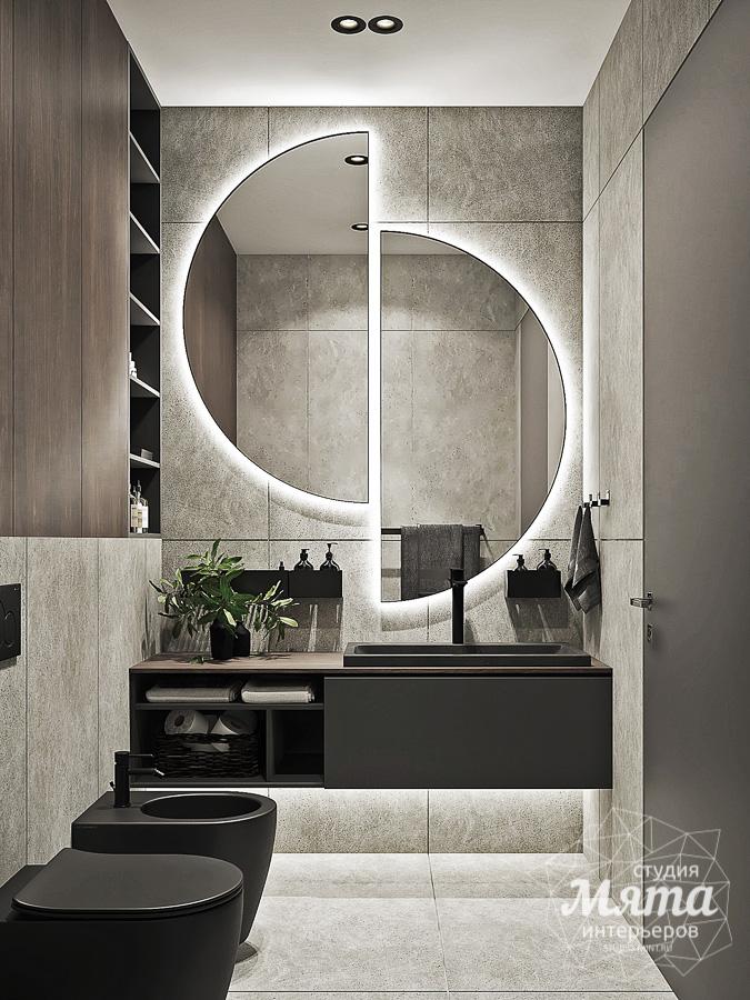 Дизайн интерьера загородного дома КП Заповедник img59298374