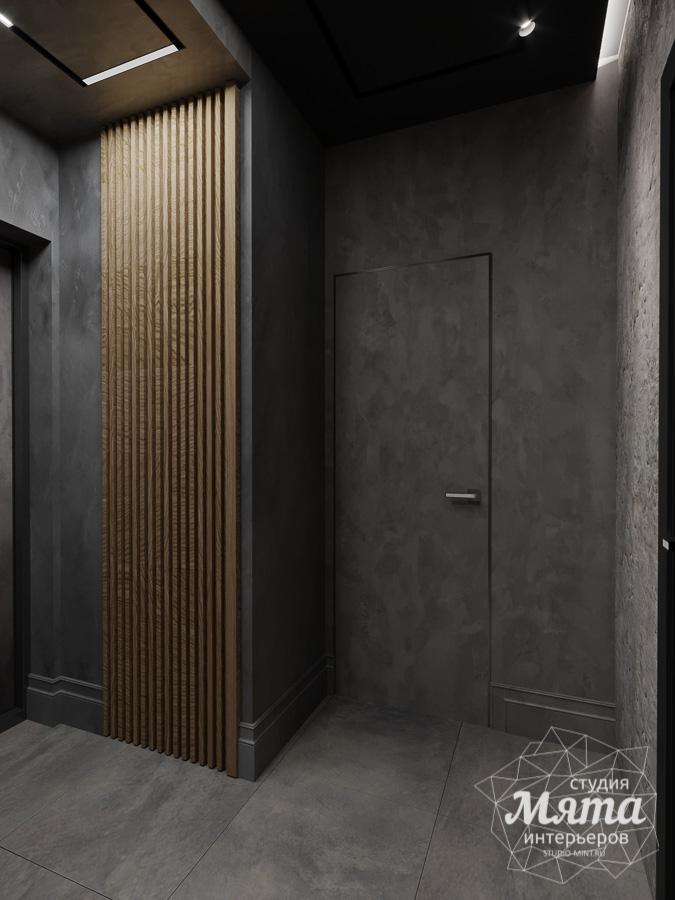Дизайн интерьера квартиры в стиле лофт ЖК Солнечный Остров img833871050