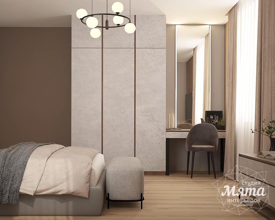 Дизайн интерьера трехкомнатной квартиры ЖК Близкий img964331156