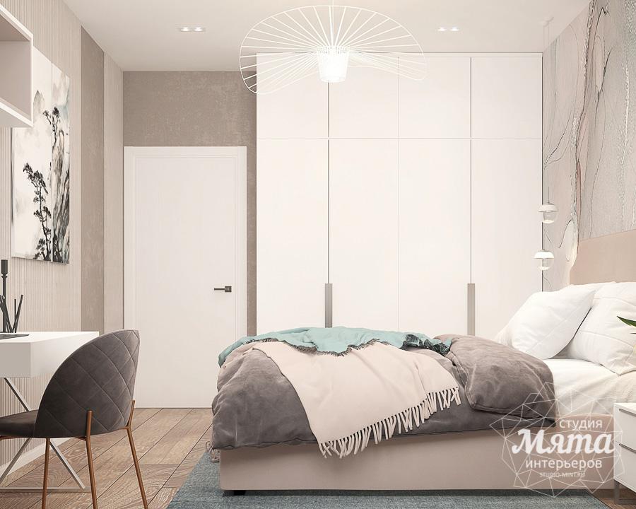 Дизайн интерьера трехкомнатной квартиры ЖК Клевер Парк img840608855