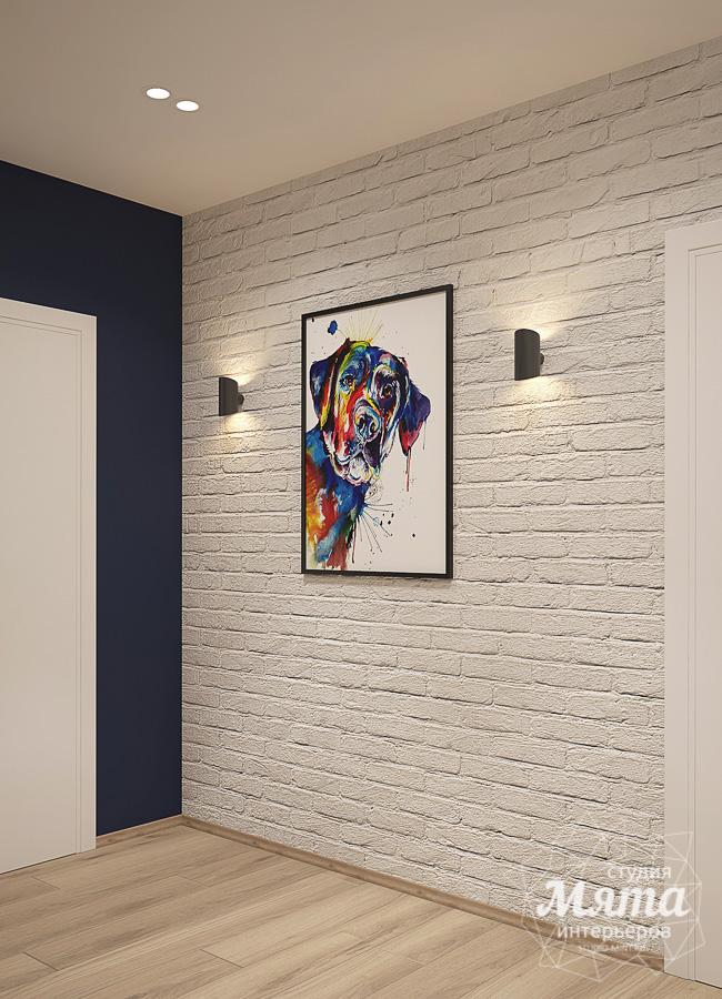 Дизайн интерьера трехкомнатной квартиры ЖК Близкий img1740064357