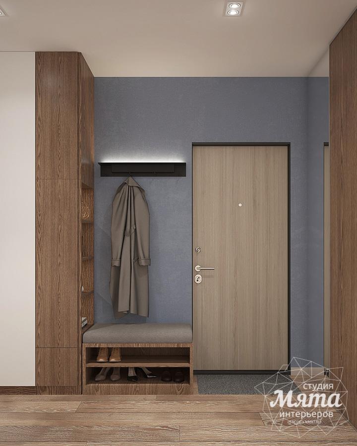Дизайн интерьера трехкомнатной квартиры ЖК Клевер Парк img387209385