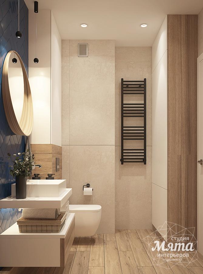 Дизайн интерьера трехкомнатной квартиры ЖК Близкий img1274503116